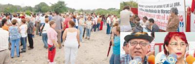 Asamblea Nacional inspeccionó muro de contención en La Punta