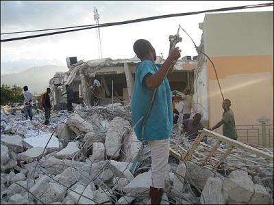 ¡¡¡Haiti...Colabora!!!