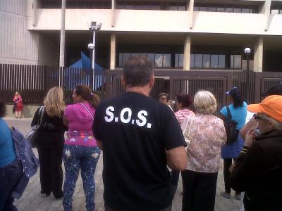 S.O.S. de Mata Redonda en el TSJ